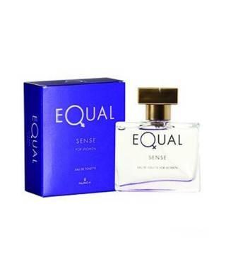 Equal Sense For Women EDT 75 ml.