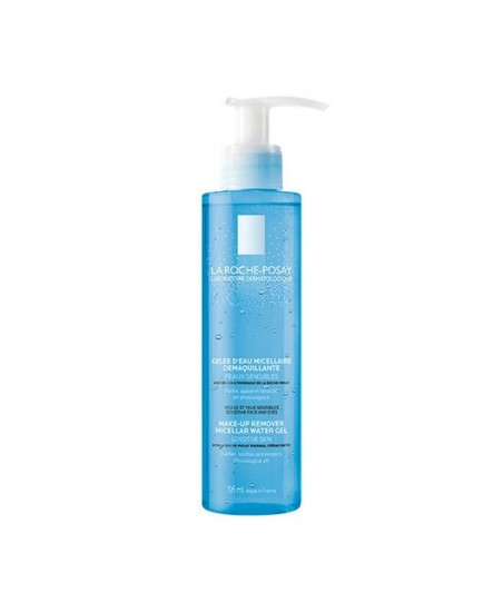 La Roche Posay Make-Up Remover Micellar Water Gel 195 ml