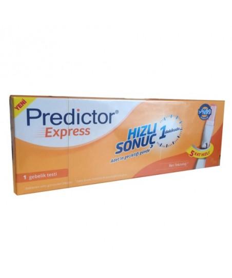 Predictor Express Gebelik Testi Hızlı Sonuç