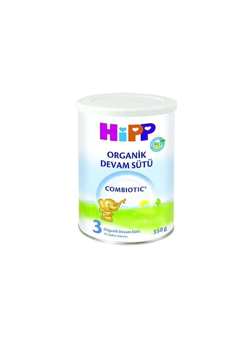 Hipp 3 Organik Combiotic Devam Sütü 350 gr
