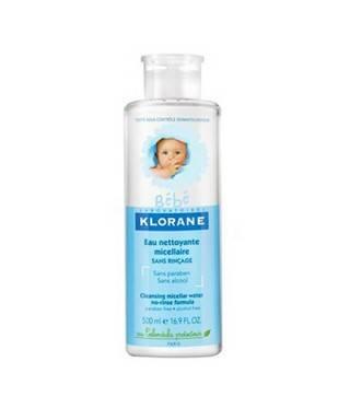 Klorane Bebekler için Miseler Temizleme Losyonu 500 ml
