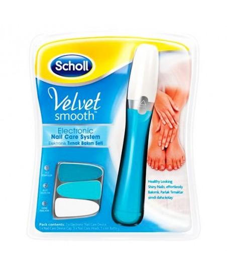 Scholl Velvet Smooth Elektronik Tırnak Bakım Seti