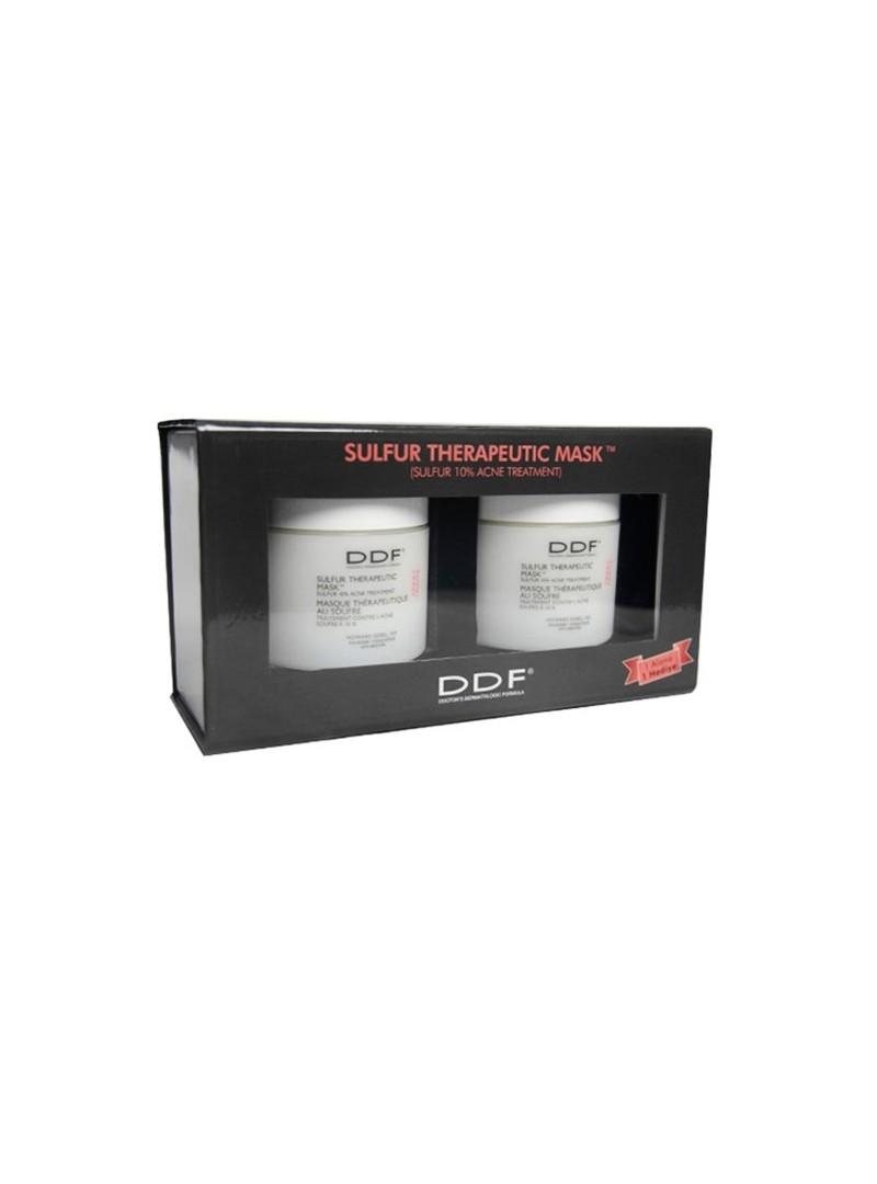 DDF Sulfur Therapeutic Mask Kükürt Maskesi 2li Kofre
