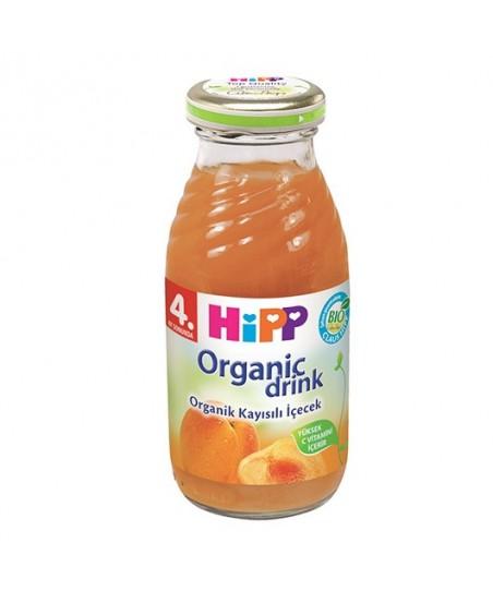 Hipp Organik Kayısılı İçecek 200 ml