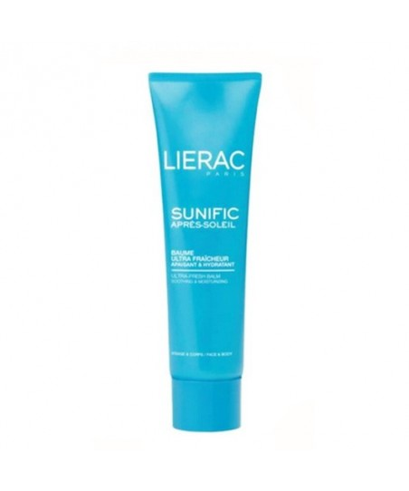 Lierac Sunific Aftersun Ultra Fresh Balm 125ml