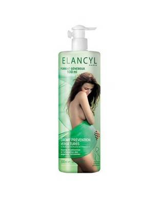Elancyl Creme Prevention Vergetures 500ml - Çatlak Kremi
