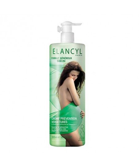 Elancyl Creme Prevention Vergetures 500ml - Çatlak Kremi