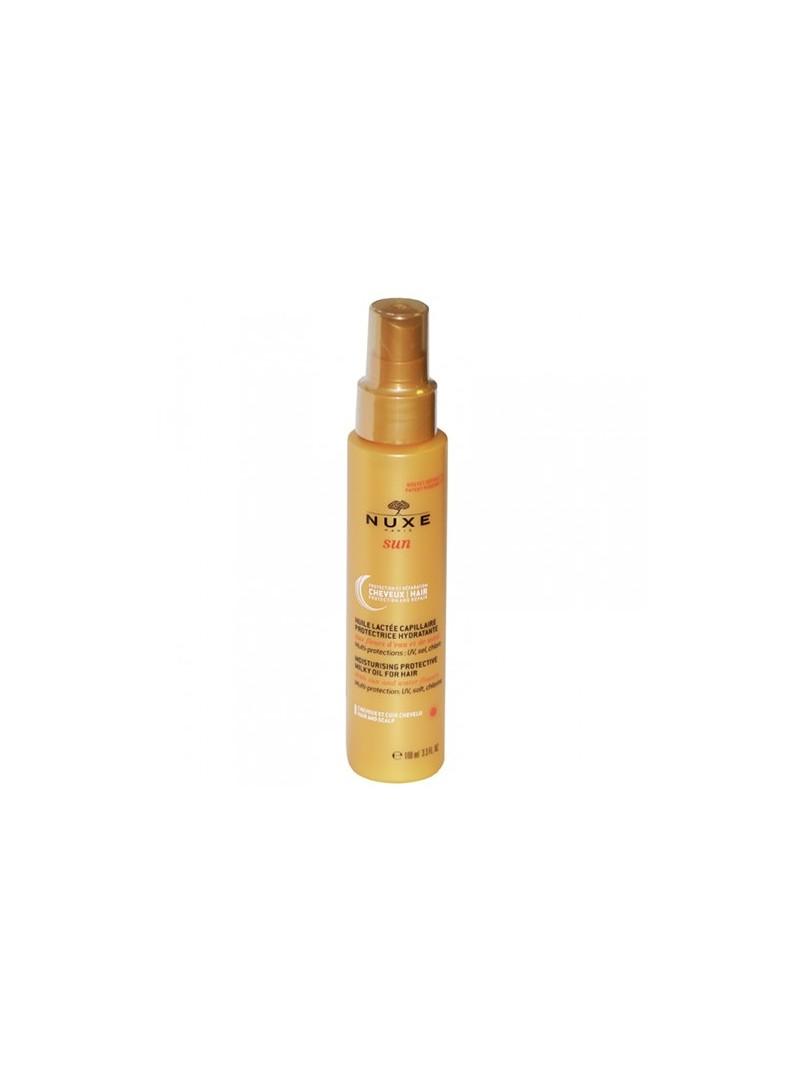Nuxe Sun - Nemlendirici ve Koruyucu Saç Yağı 100 ml