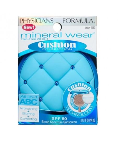 Physicians Formula Mineral Wear Sünger Fondöten SPF50