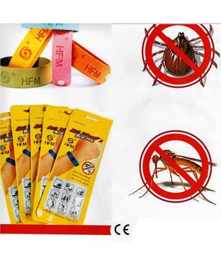 HMF Doğal Kene ve Sivrisinek Kovucu Bileklik (1 adet)
