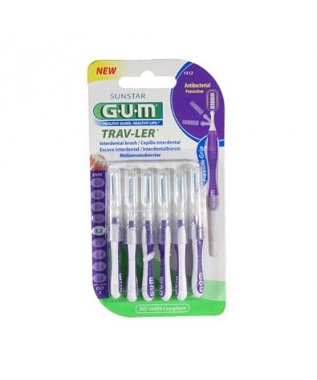 Gum Trav-ler Arayüz Fırçası 1512 1.2 mm