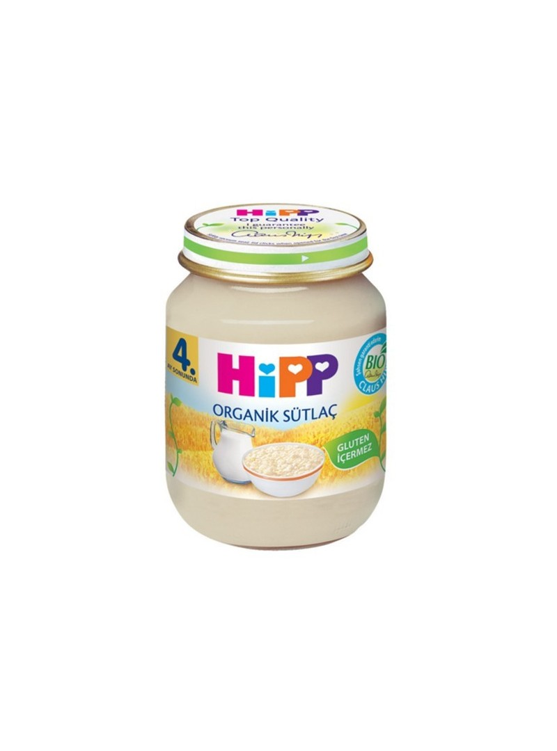 Hipp Organik Sütlaç 125 gr