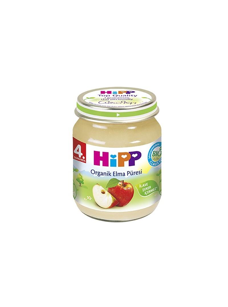 Hipp Organik Elma Püresi 125 gr