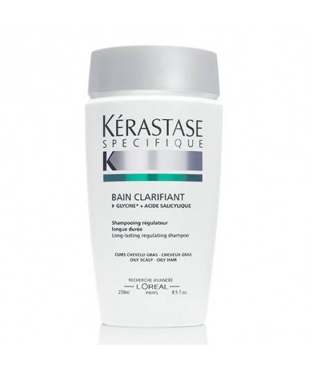 Kerastase Specifique Bain Clarifiant Yağlı Saçlar İçin Arındırıcı Şampuan 250 ml