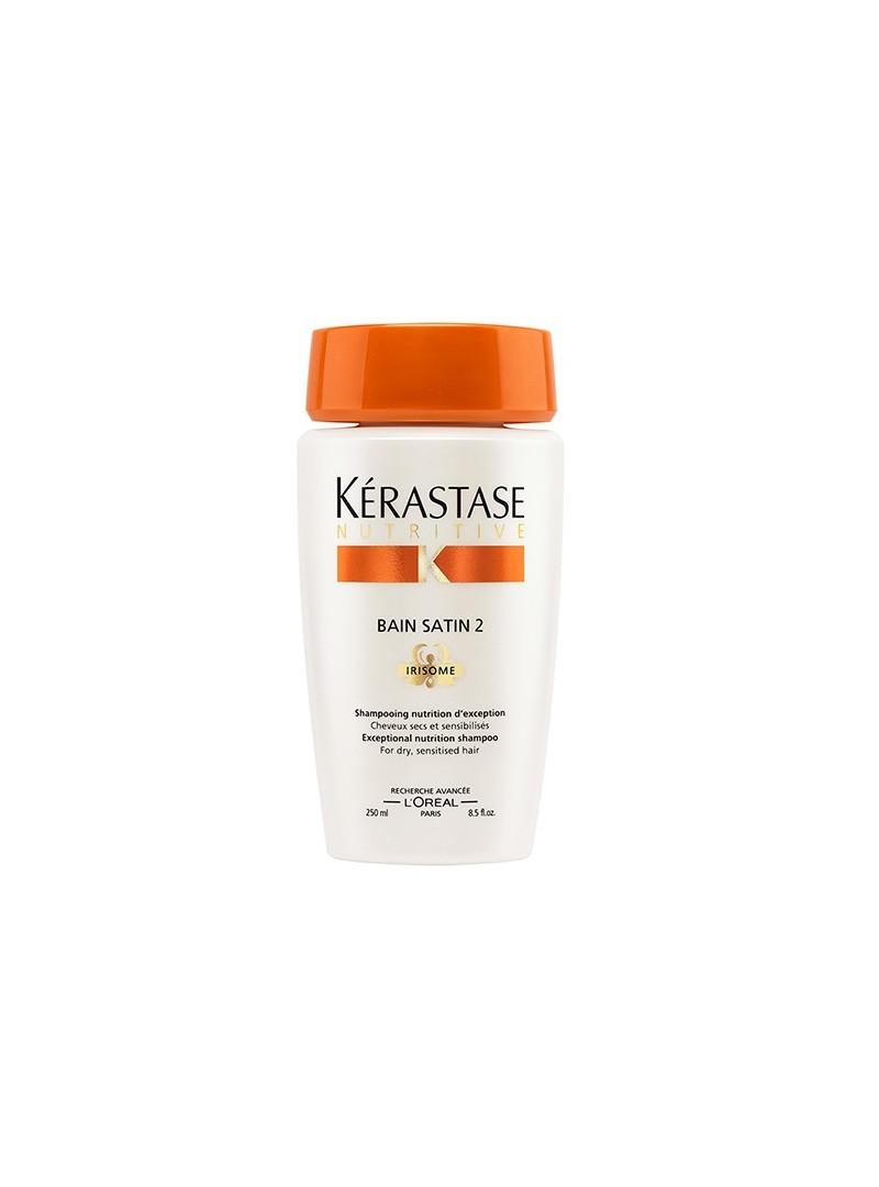 Kerastase Nutritive Bain Satin (2) Besleyici Şampuan 250 ml