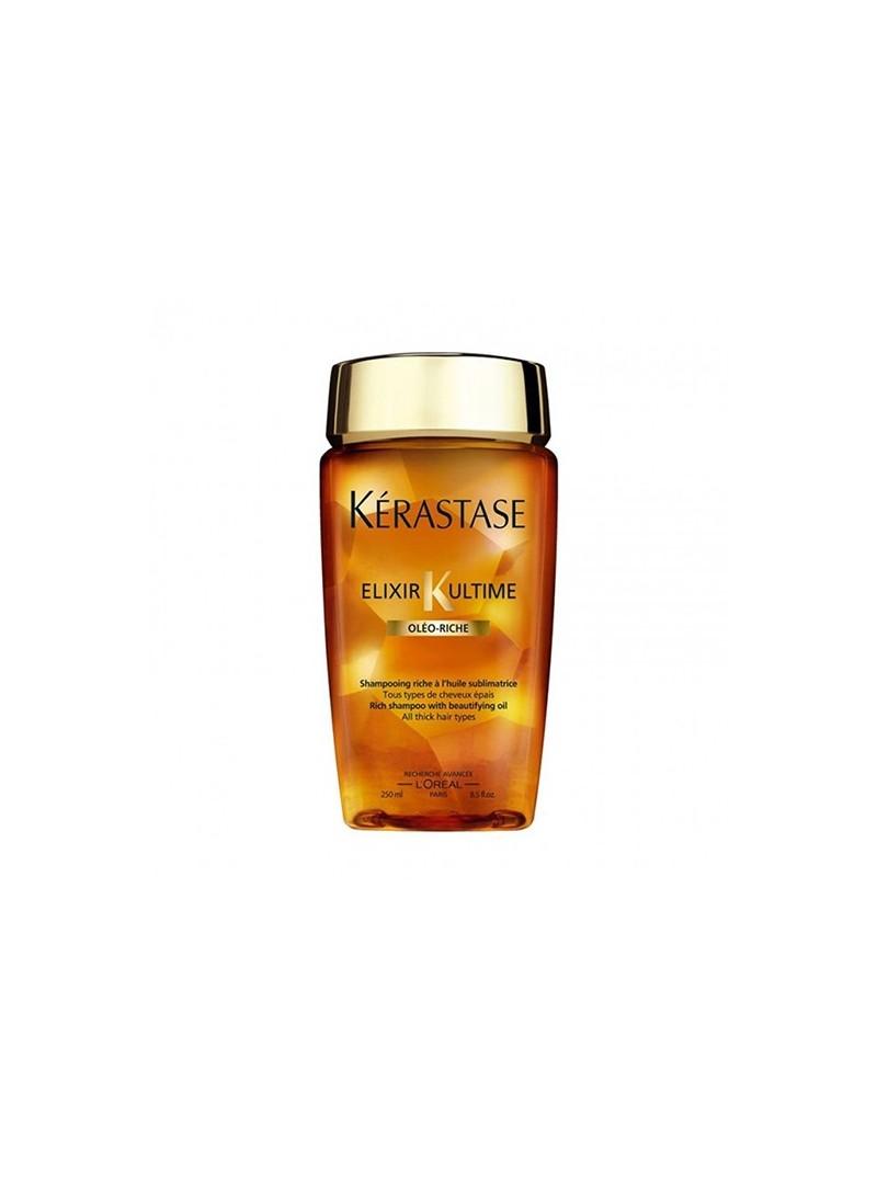 Kerastase Elixir Ultime Oleo Riche Kalın Telli Saçlar İçin Şampuan 250 ml