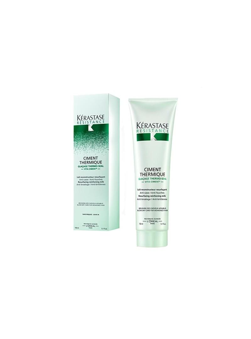 Kerastase Resistance Ciment Thermique Isı Öncesi Durulanmayan Onarıcı Saç Kremi 150 ml
