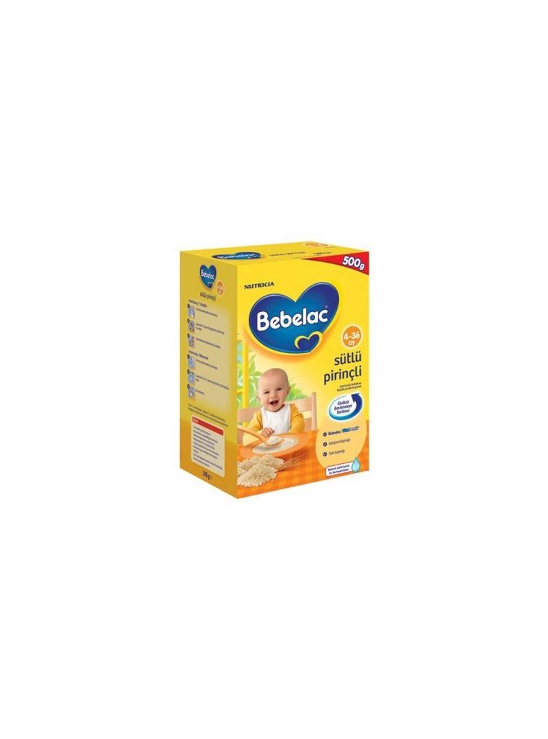 Bebelac Sütlü Pirinçli 500gr