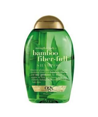 Organix Bamboo Fiber-Full Shampoo - Kalınlaştırıcı Bambu Şampuanı 385 ml