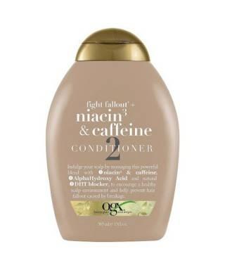 Organix Niacin3&Caffein Conditioner - Dökülmelere Karşı Saç Bakım Kremi 385 ml