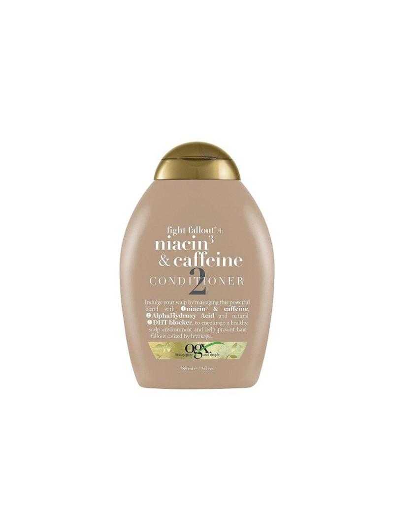 Fight Fallout  Shampoo 2-Dökülmelere Karşı Niacin & Caffein Şampuan