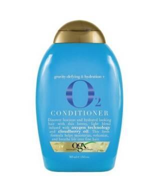 Organix O2 Conditioner-İnce Telli Saçlar İçin Hacimlendirici Bakım Kremi 385 ml
