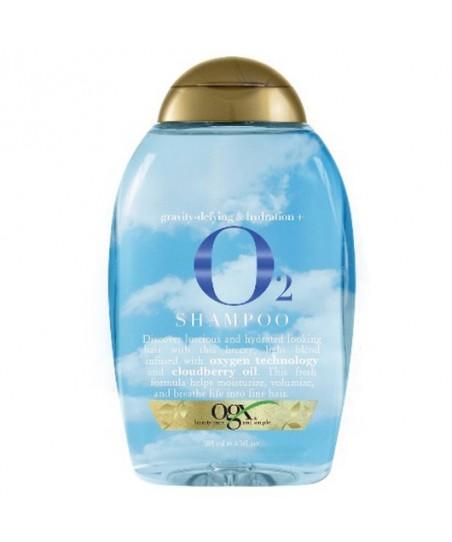 Organix 02 Shampoo- İnce Telli Saçlar İçin Hacimlendirici Şampuan 385ml.