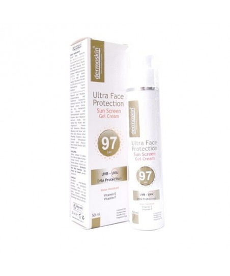 Dermoskin Ultra Face Protection Sun Screen Spf97 50ml