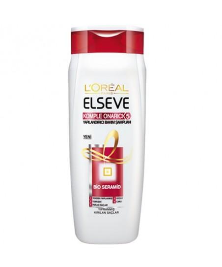 Loreal Paris Elseve Komple Onarıcı 5 Yapılandırıcı Şampuan 650 ml