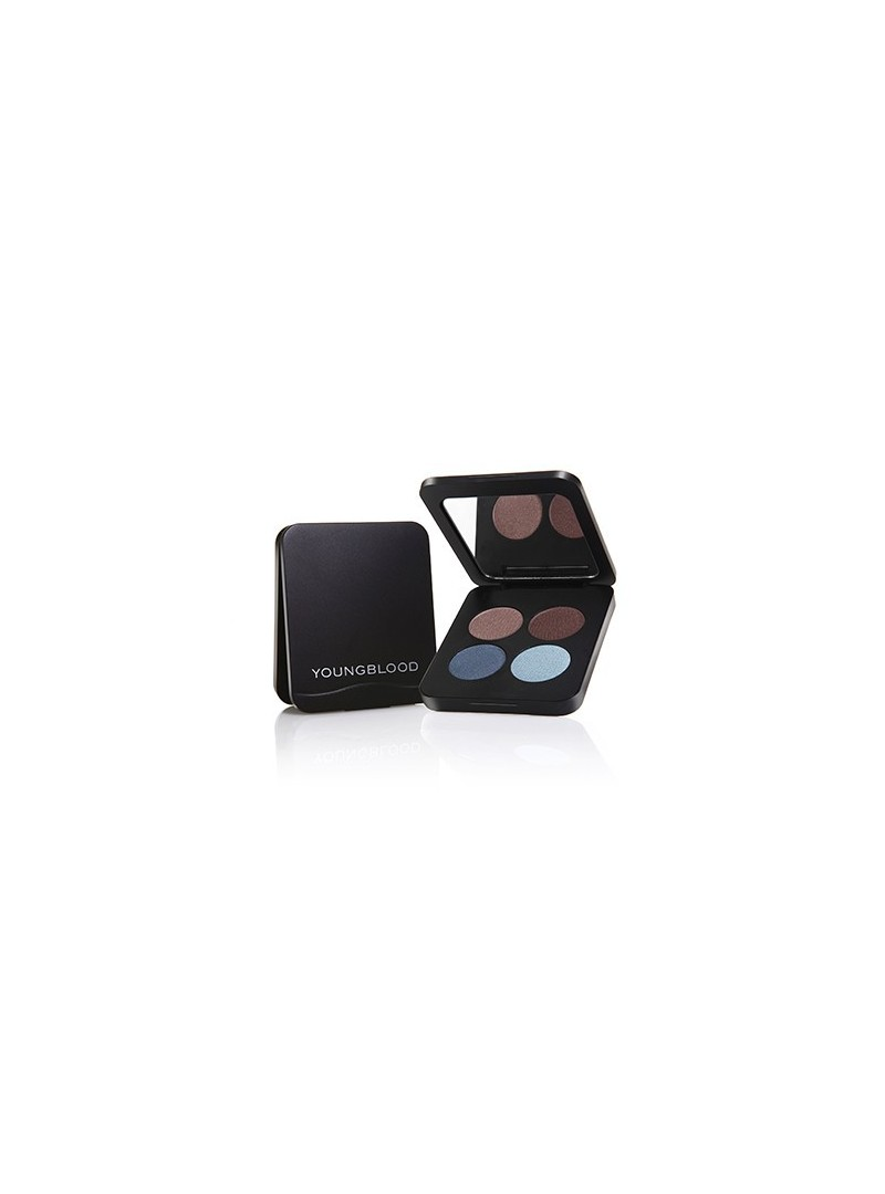 Youngblood Mineral Eyeshadow Quad 4'lü Far Seti