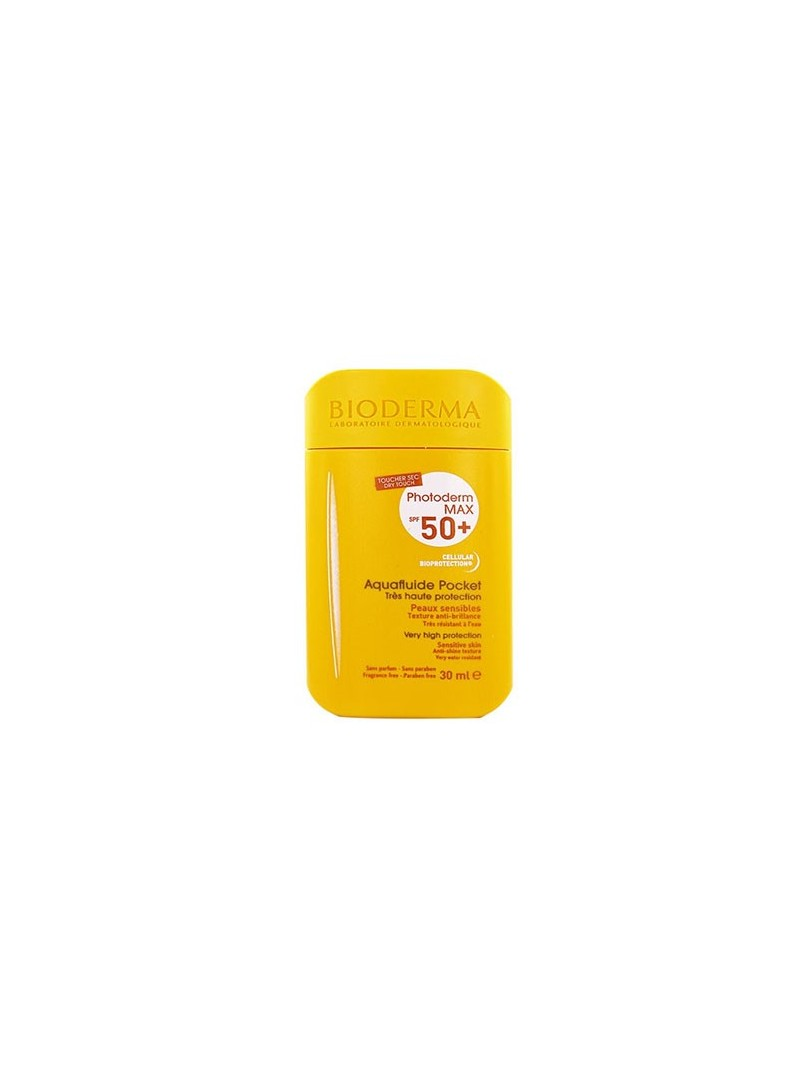 Bioderma Photoderm Max Spf50 Aquafluide Pocket 30ml