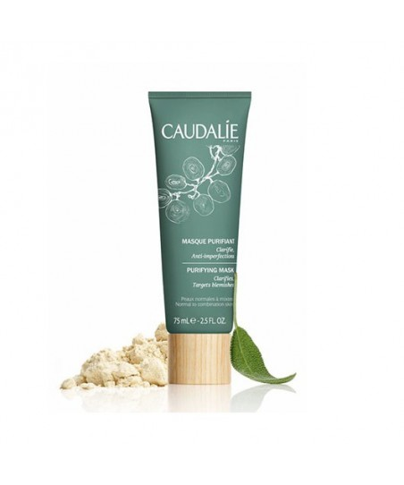 Caudalie Purifying Mask 75 ml Kil Maskesi