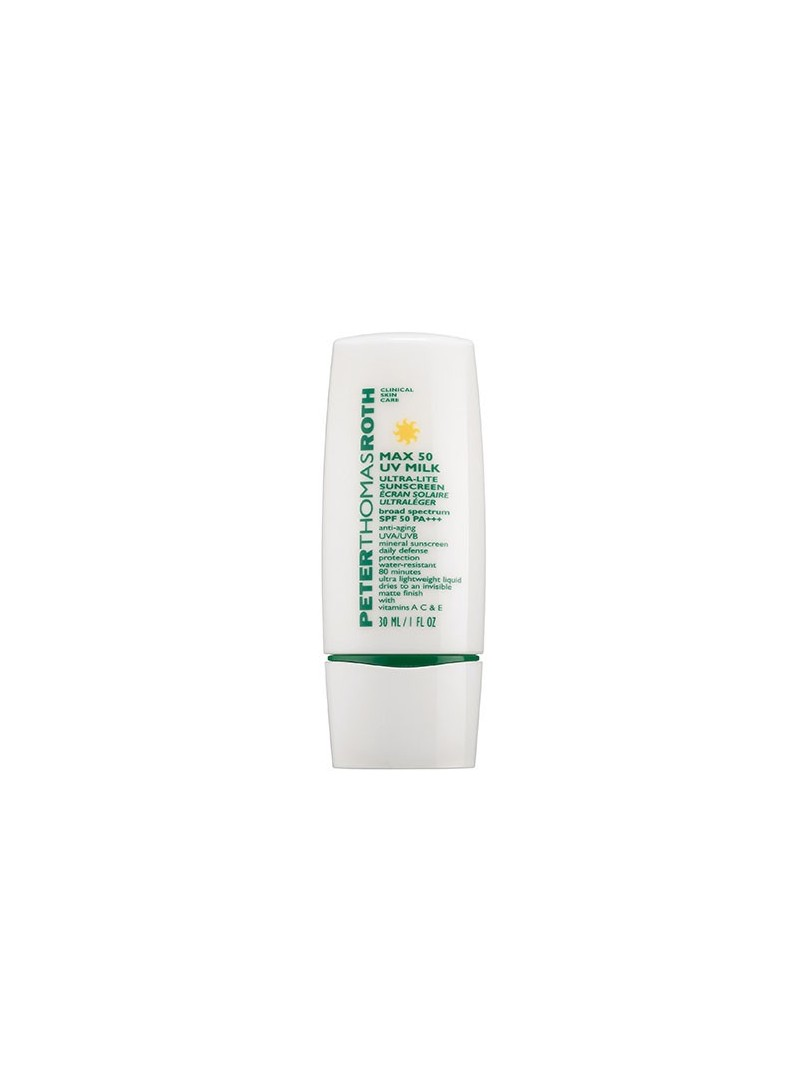 Peter Thomas Roth Max 50 Uv Milk