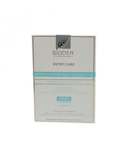 Bioder Intım Care - Hassas Ciltler İçin İntim Yıkama Jeli