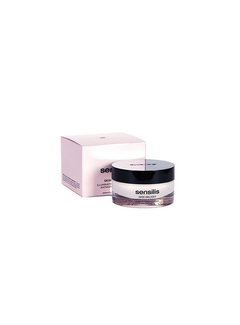 Sensilis Skin Delight İlluminating&Energizing Antiaging Day Cream Spf15 50ml