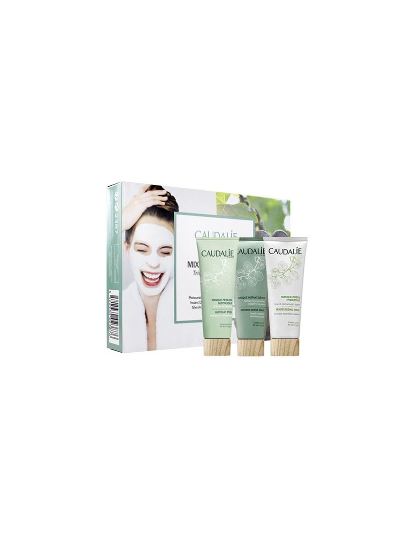 Caudalie Mix & Masks Trio SET