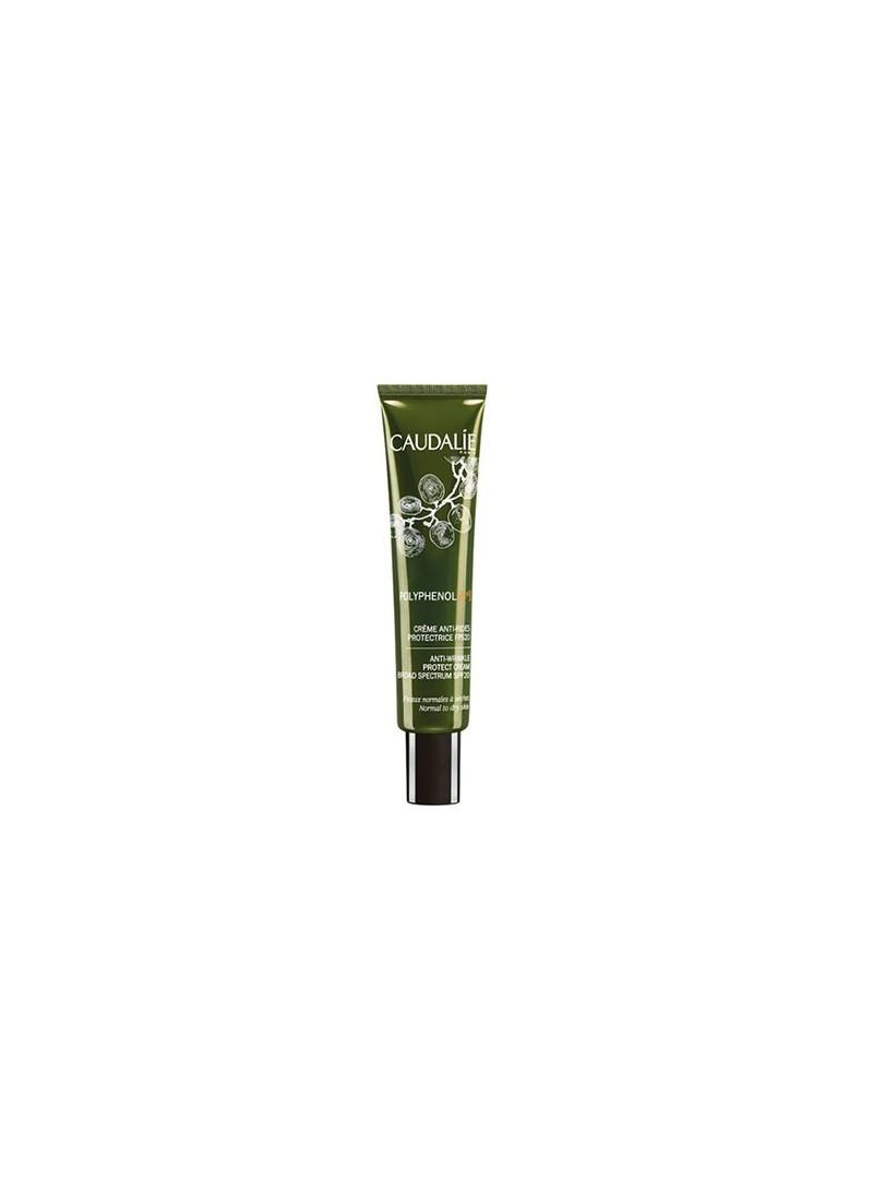 Caudalie Polyphenol C15 Anti Wrinkle Protect Cream Spf20 40ml