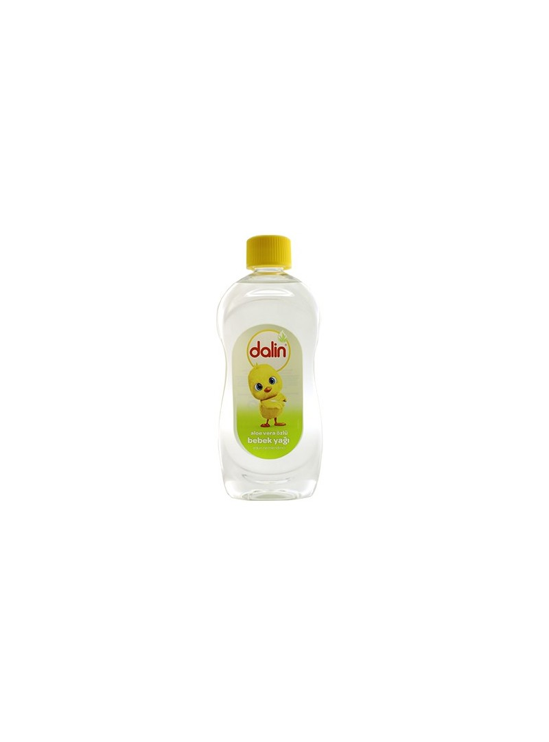 Dalin Bebe Yağı Aloe Veralı 300 ml