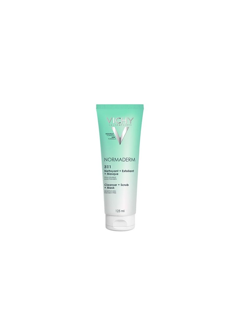 Vichy Normaderm Tri-Activ Cleanser 125ml