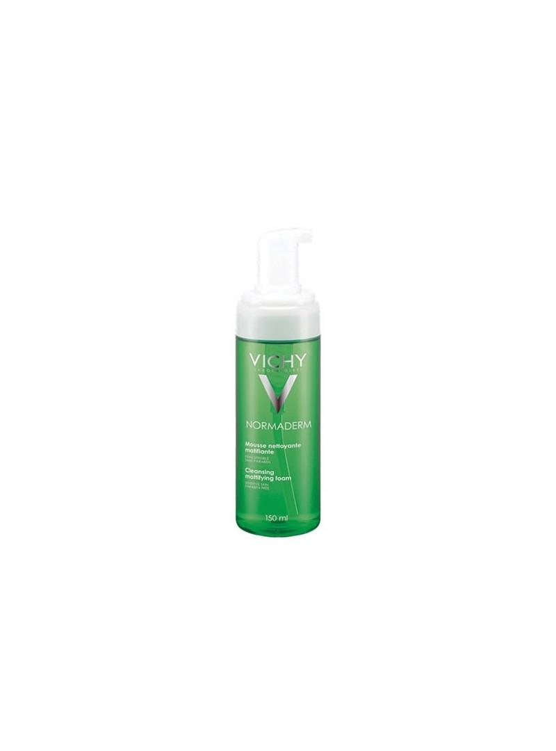 Vichy Normaderm Cleansing Mattifying Foam 150ml - Temizleyici Köpük