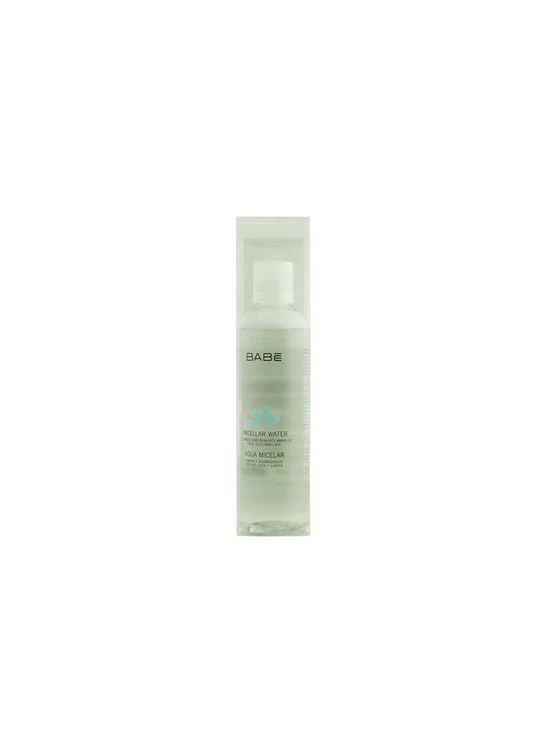 Babe Micellar Water - Yüz ve Makyaj Temizleme Suyu 250 ml