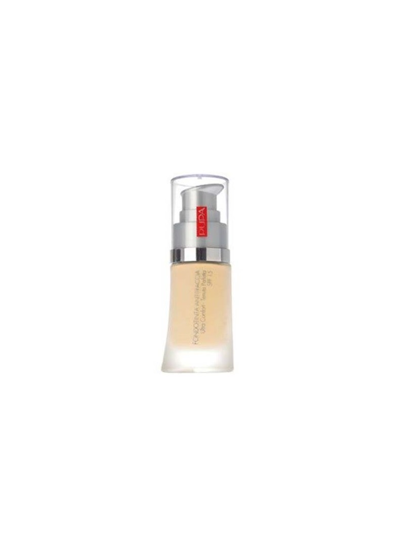 Pupa Milano No Transfer Foundation Spf15 30ml