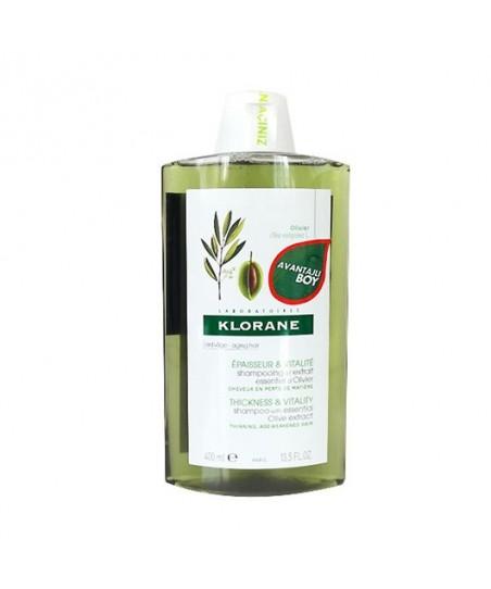 Klorane Zeytin Ekstreli Yaşlanma Karşıtı Bakım Şampuanı 400ml