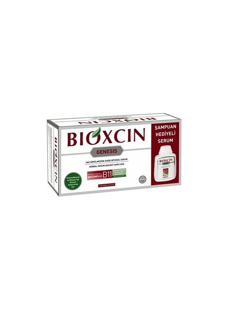 Bioxcin Genesis Saç Dökülmesine Karşı Bitkisel Serum( Yağlı saçlar için)
