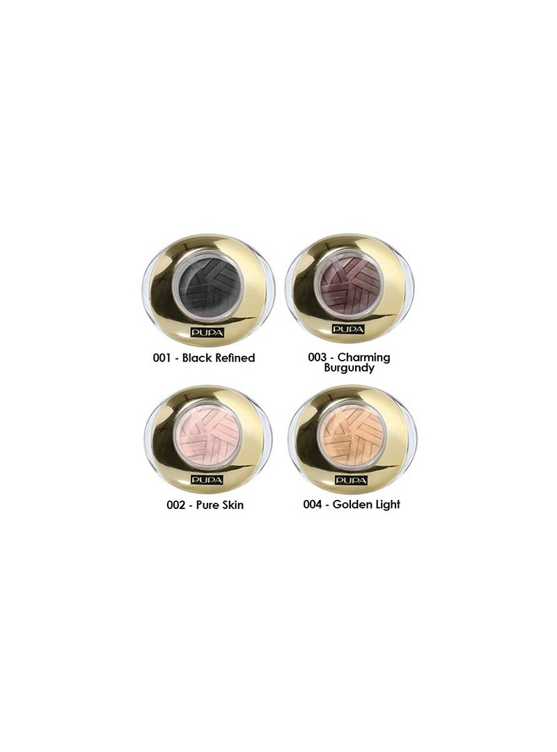 Pupa Milano Stay Gold Eyeshadow Göz Farı