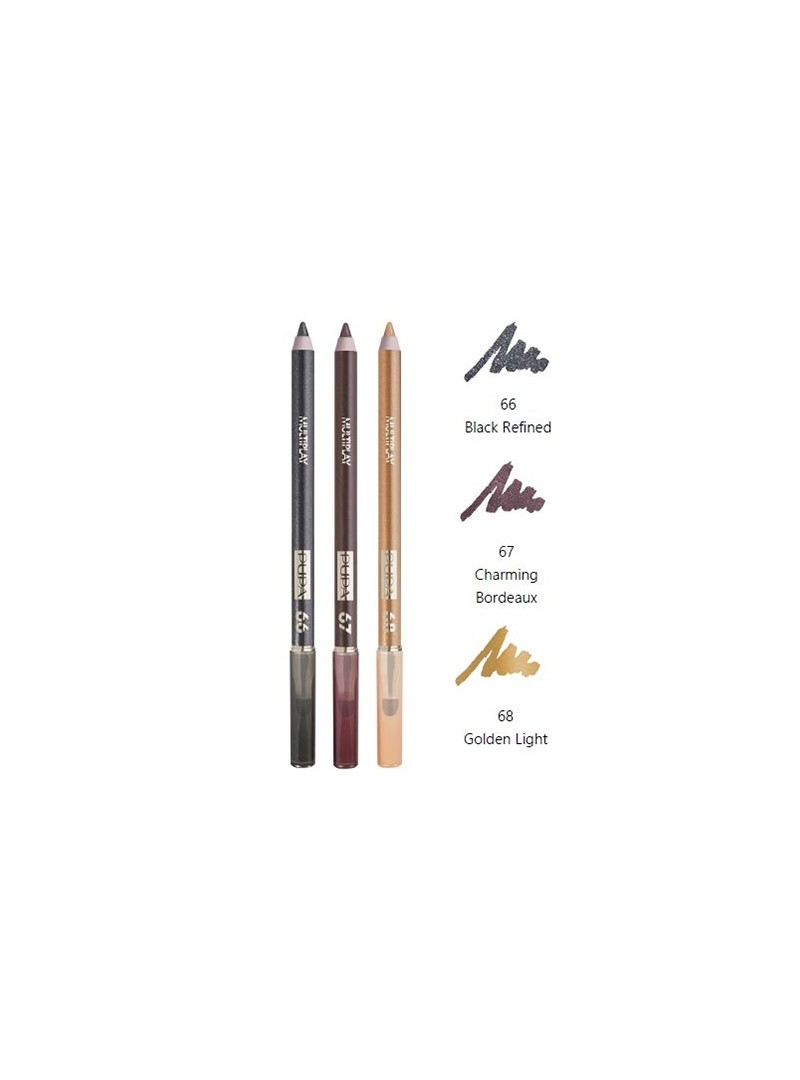 Pupa Milano Stay Gold Multiplay Eye Pencil