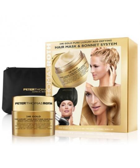 Peter Thomas Roth Hair Mask&Bonnet System 146ml