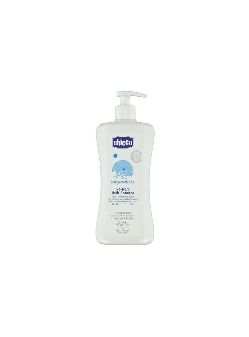 Chicco Göz Yakmayan Saç Ve Vücut Şampuanı 500ml
