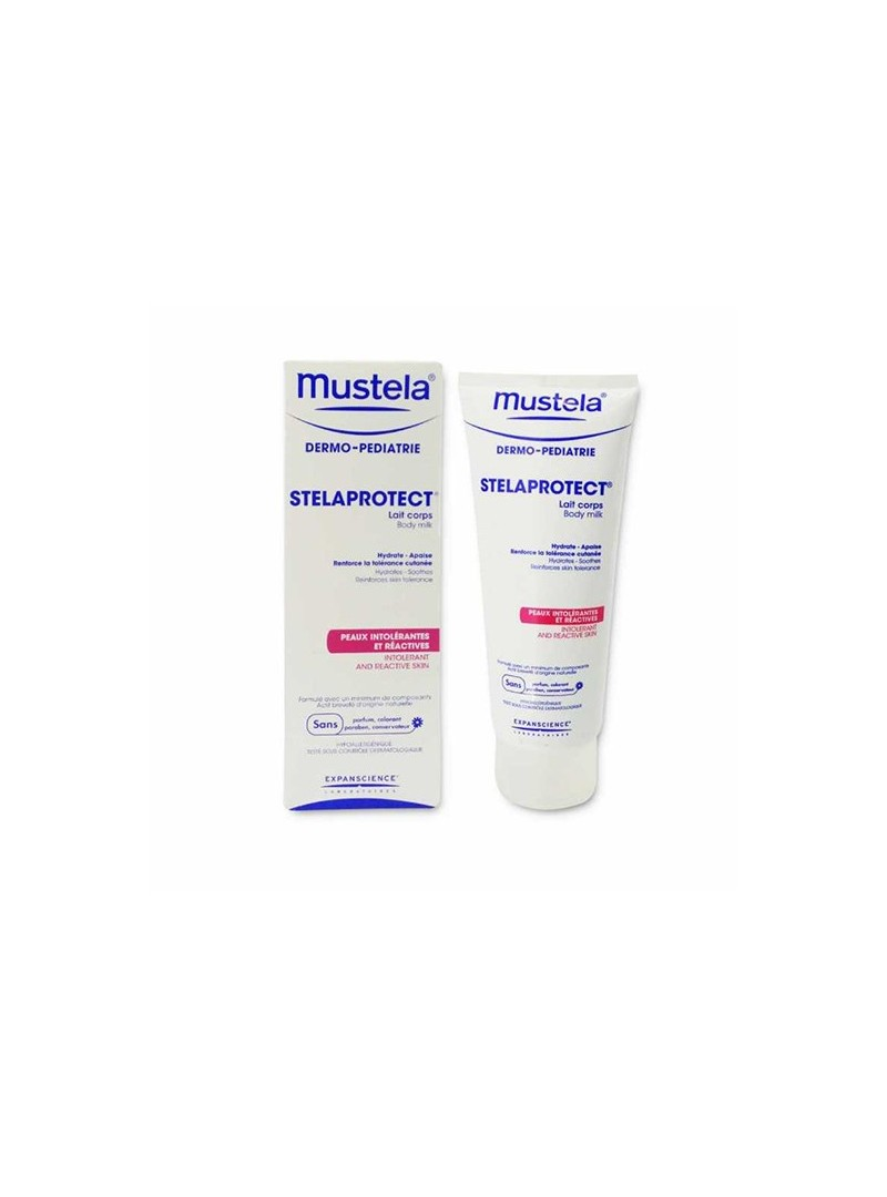 Mustela Stelaprotect Vücut Sütü 200ml