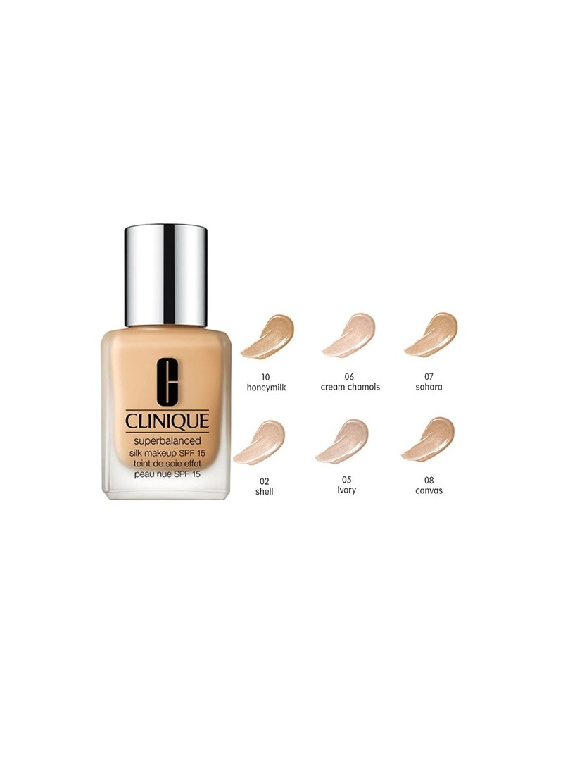 Clinique Superbalanced Silk Makeup Spf15 30ml